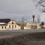 Почтовая станция Чирковицы