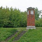 Памятники, межевые знаки и верстовые столбы