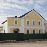Путевой дворец: Медное