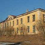 Путевой дворец: Торжок