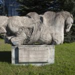 Памятник на месте почтовой станции: Йыхви