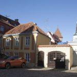 Дом почтмейстера: Таллин