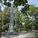 Памятник дороге: Зарасай (Новоалександровск)